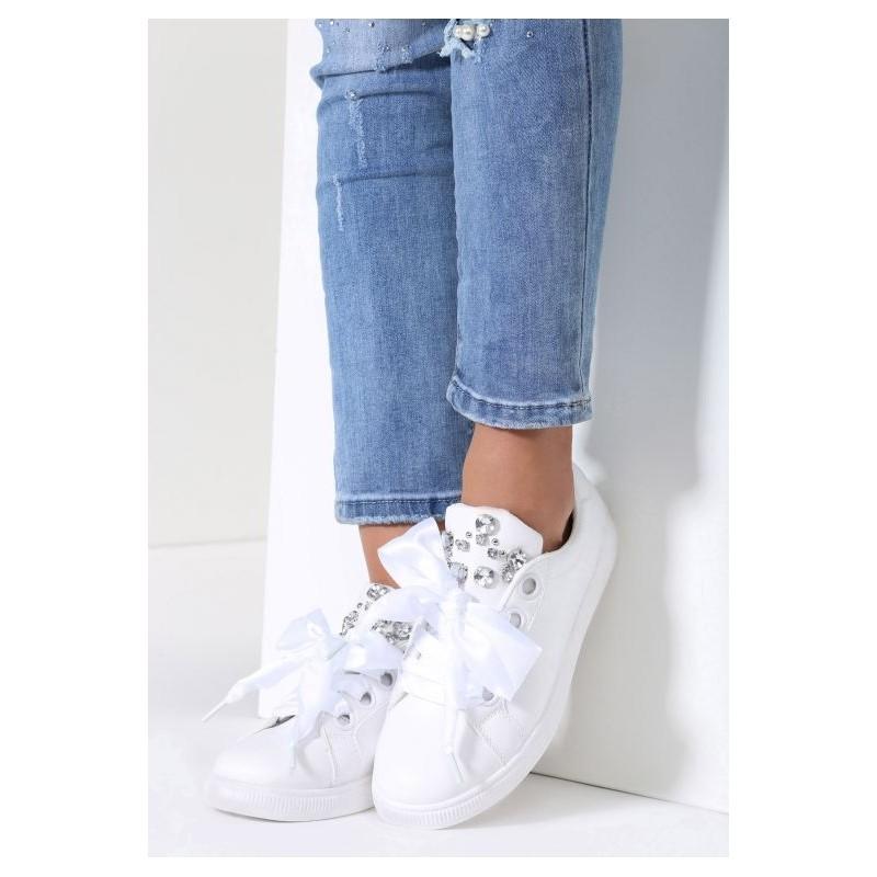 5e75fceb44523 Dámska obuv>Dámske tenisky. Predchádzajúci. Biele štýlové ...