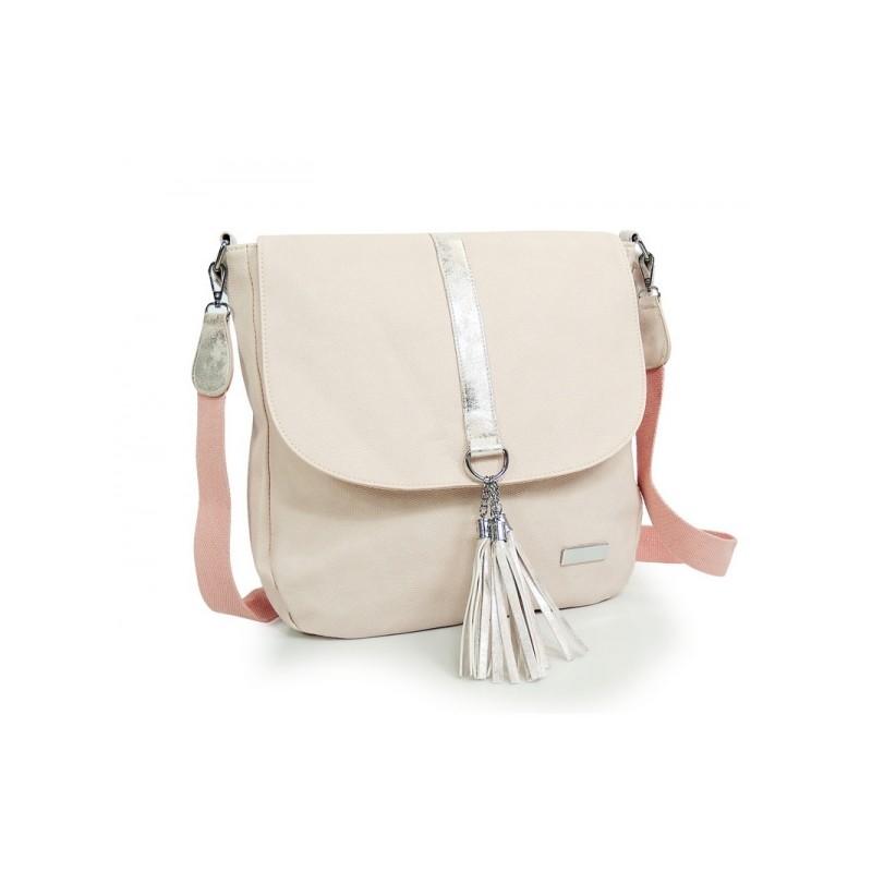 4bd0cbca5 Ružové dámske listové kabelky pre každú priležitosť - fashionday.eu