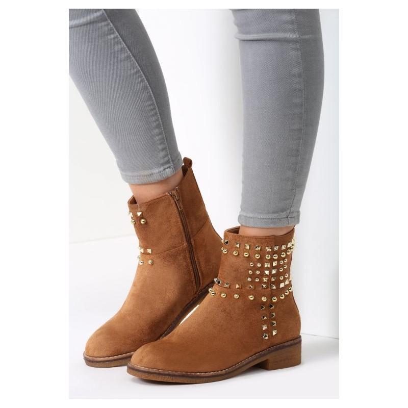 Predchádzajúci. Svetlo hnedé dámske členkové topánky ... 024c8ca1d26