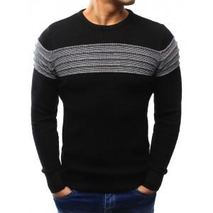 Čierne pánske svetre
