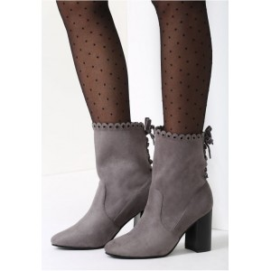 501b7841c4 Tmavo sivé malé kožené peňaženky pre dámy - fashionday.eu