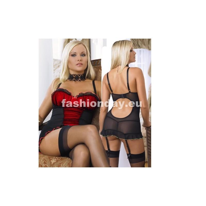 9a0591a1d Dámske erotické prádlo Lady Romance 2118 B1 - fashionday.eu