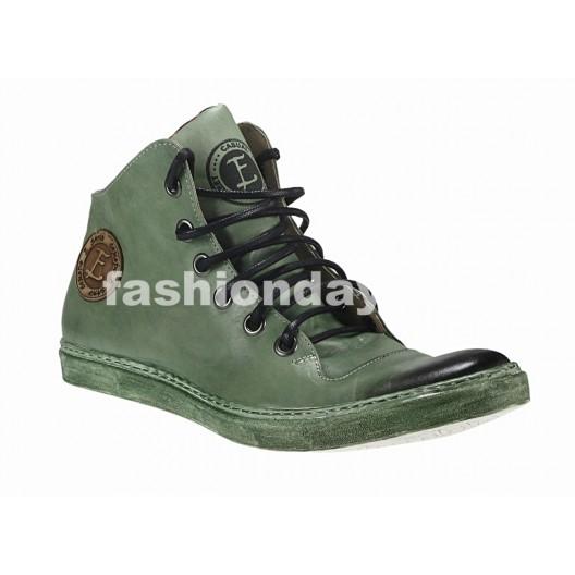 Pánske kožené športové topánky ID: 533