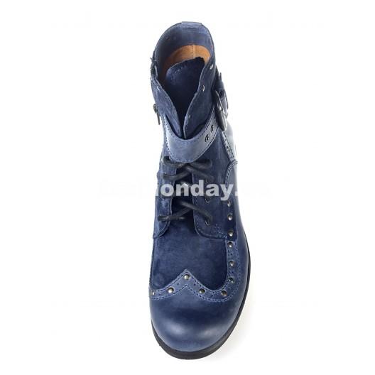 Pánske kožené topánky ID: 215