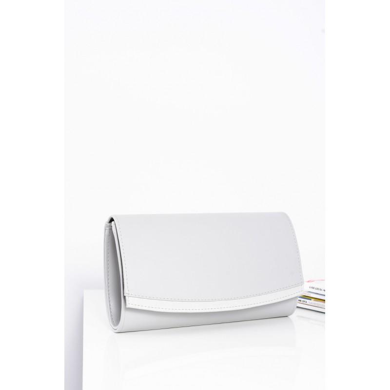 638785896f477 Svetlo sivé dámske večerné kabelky na každú spoločenskú udalosť ...