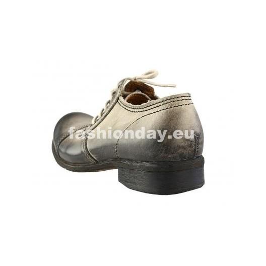 Pánske topánky - strieborné