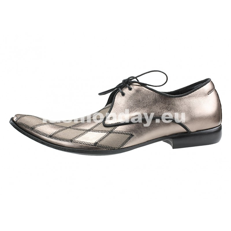 c2decfe53fd9 Pánske kožené extravagantné topánky ID  197  Pánske kožené extravagantné ...