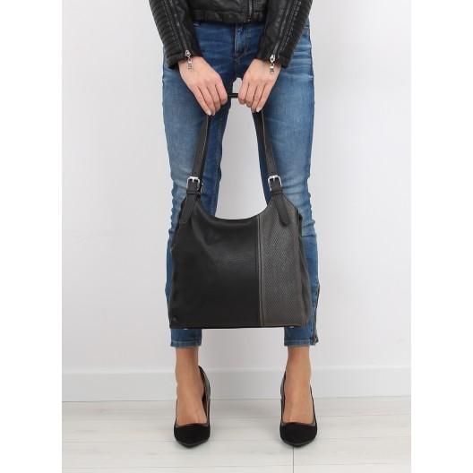 543e1f2b37 Elegantné dámske kabelky do ruky v čiernej farbe - fashionday.eu