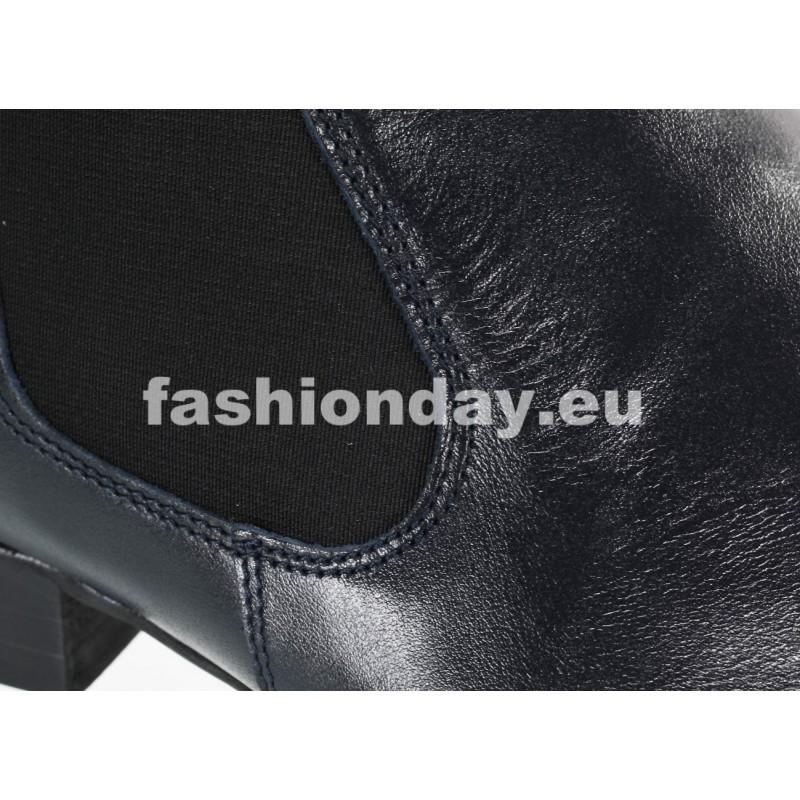2b1d21e01b Pánske členkové topánky modré - fashionday.eu