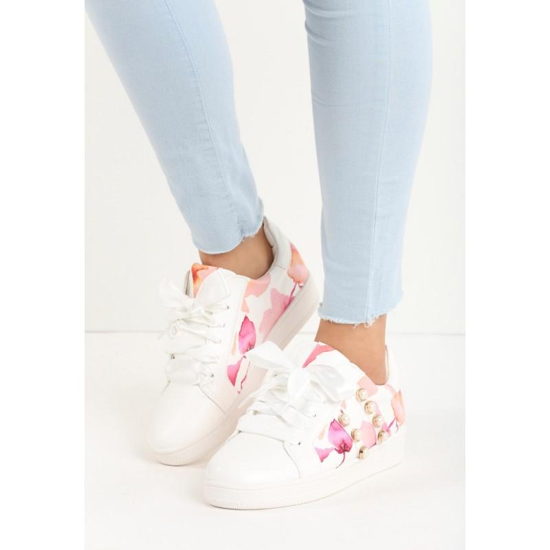 8499e3f713db Dámska obuv Dámske tenisky. Predchádzajúci. Elegantné biele ...