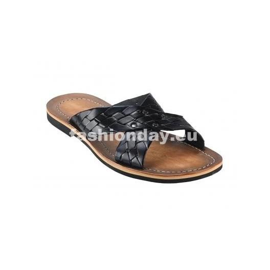 Pánske sandále - čierne