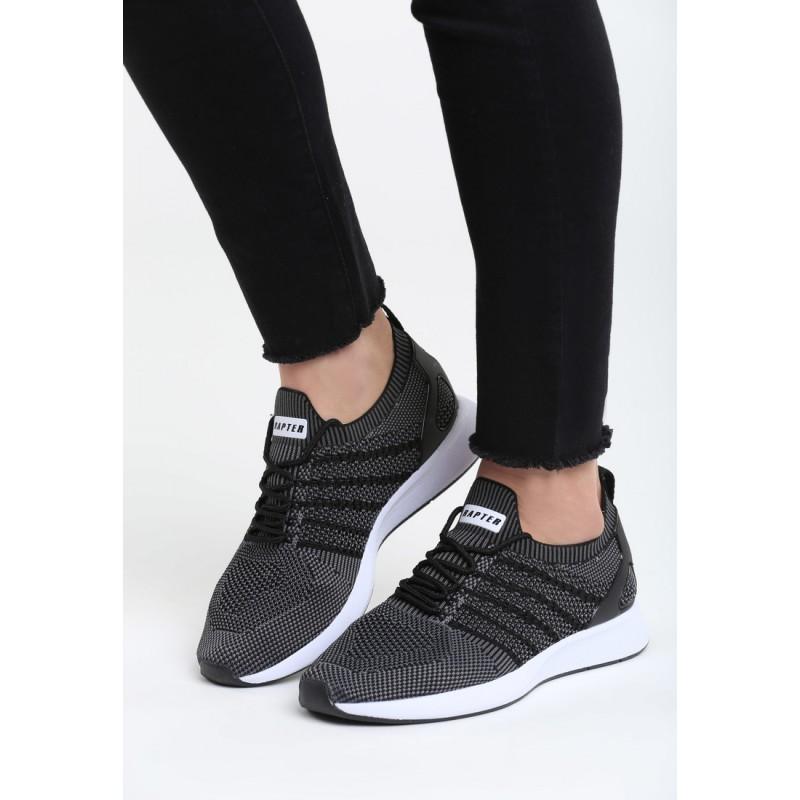 4e65129718 Predchádzajúci. Dámske športové botasky čierne ...