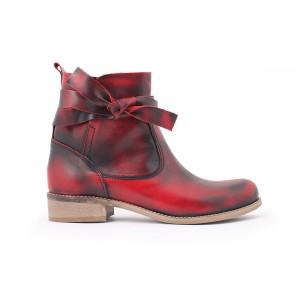 Dámske kožené topánky - fashionday.eu 8b1c2568264