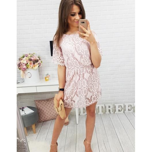 Elegantné šaty krátke