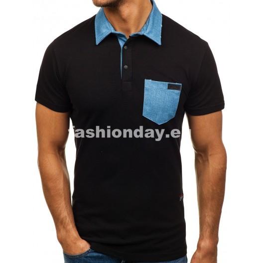 Polo tričká pre pánov s vreckom