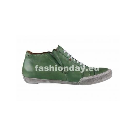Športová pánska obuv - zelená