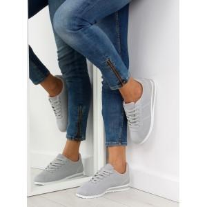 Dámske botasky sivé