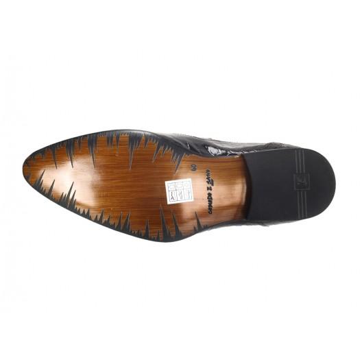 Pánske mokasíny čierne ID:598
