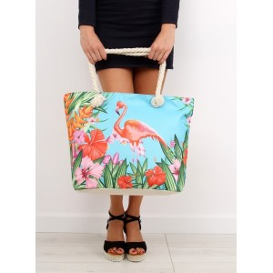 Letné plážové tašky s pelikánom