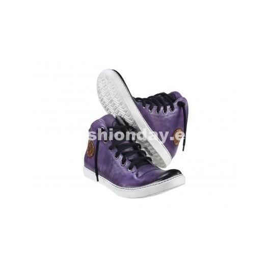 Športová pánska obuv - fialová
