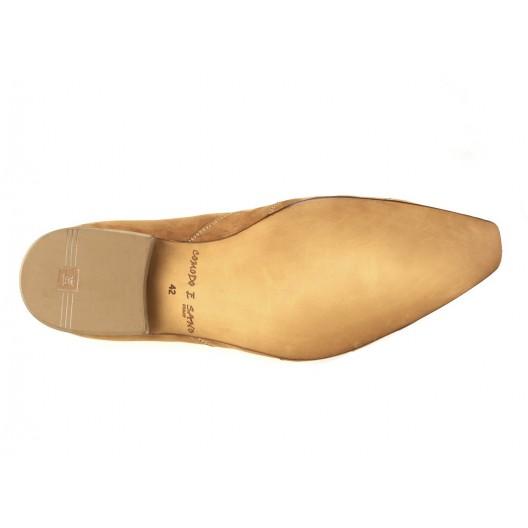 Pánske mokasíny hnedé ID:248