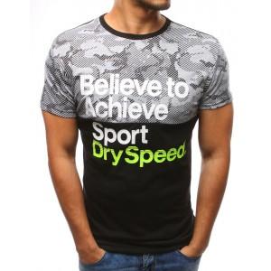 Kvalitné pánske trička s nápisom