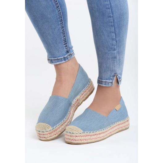 Dámske topánky na leto