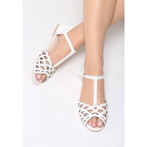 Elegantné dámske sandále s remienkom
