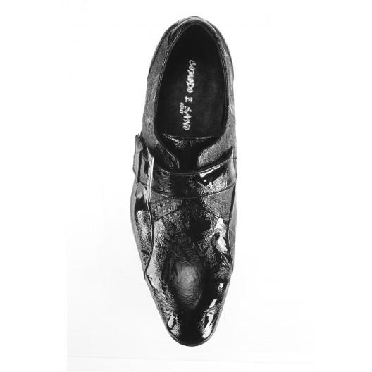 Pánske mokasíny čierne ID:470