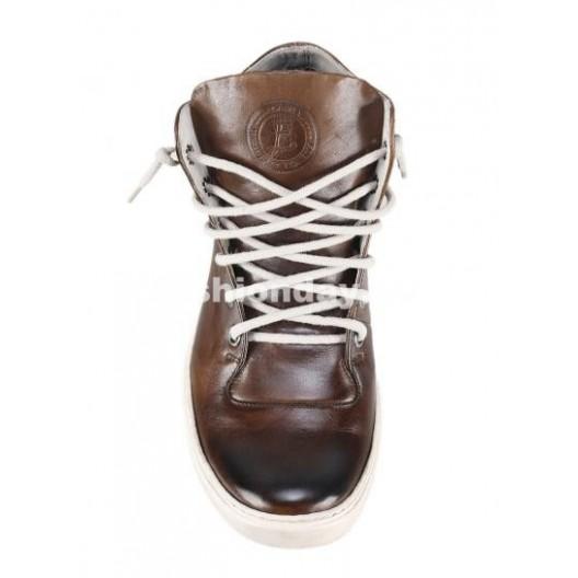 Športová pánska obuv - hnedé
