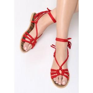 Gladiátorky sandále
