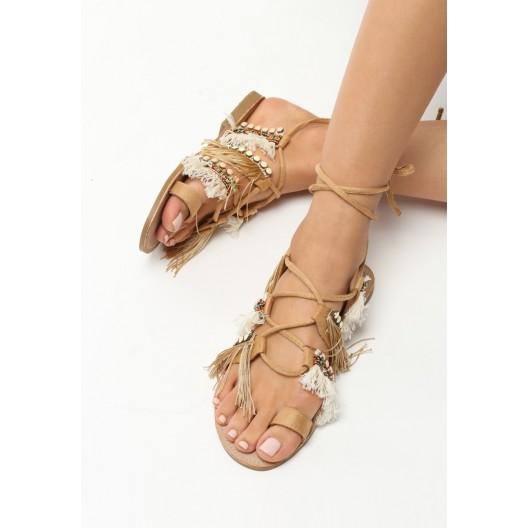 Letné sandále gladiátorky