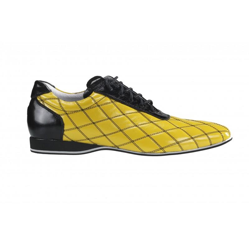 1a25fcc250 Predchádzajúci. Pánske kožené športové topánky žlté ID 483  Pánske kožené  športové ...