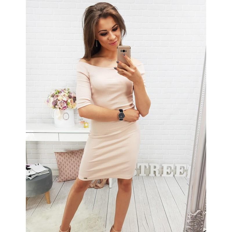 Ružové šaty na leto 1f06c71b562