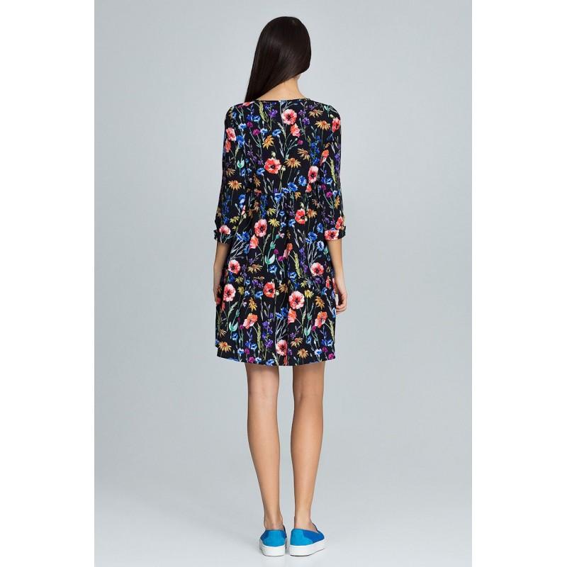 c23dd28ebbb3 Pekné šaty na leto voľného strihu