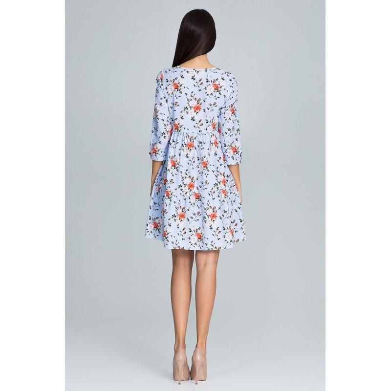 Letné šaty krátke dfd08d74597