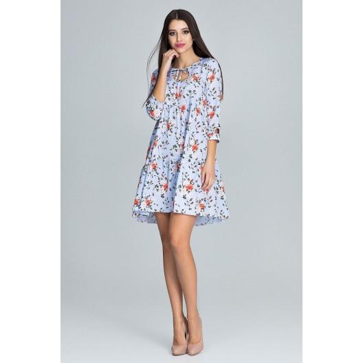 Letné šaty krátke