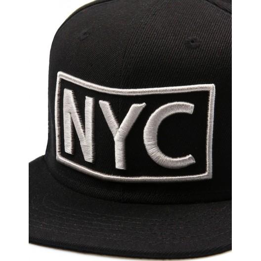 Pánske šiltovky s nápisom NYC