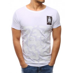 Originálne trička bielej farby