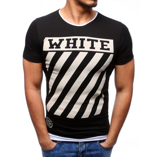 Čierne tričká s potlačou
