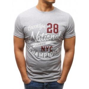 Pánske tričká s krátkym rukávom na leto